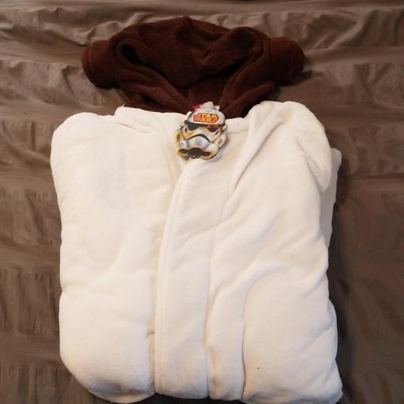 Star wars Princess Leia hooded robe 0025cbaea